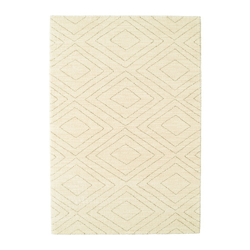 MARSTRUP alfombra, pelo corto, 160x230cm
