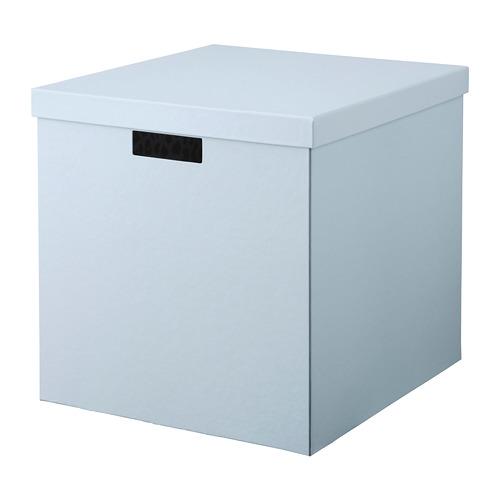 TJENA caja con tapa
