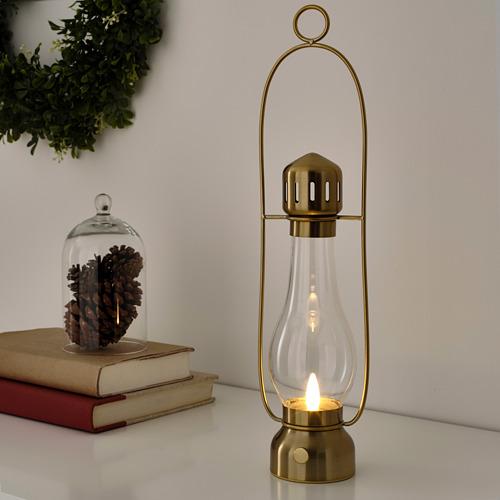 STRÅLA farol LED, 10cm de diámetro