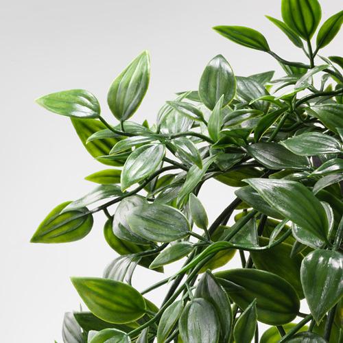FEJKA planta artificial, 9cm de diámetro