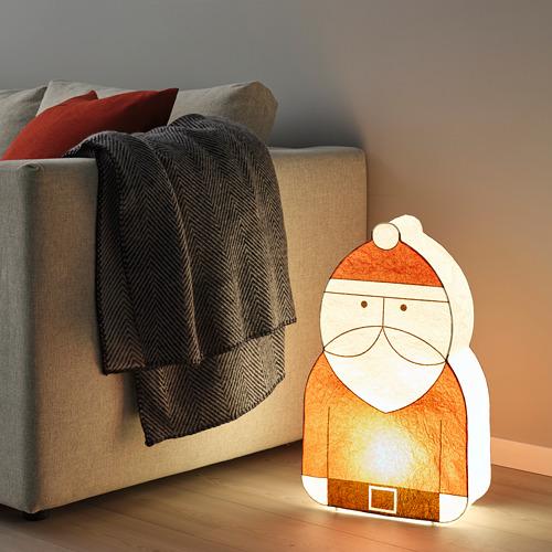 STRÅLA iluminación decorativa LED, 15x53cm