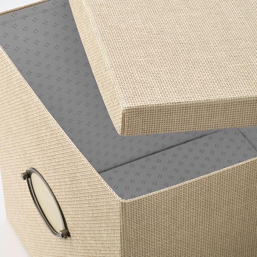 KVARNVIK caja con tapa
