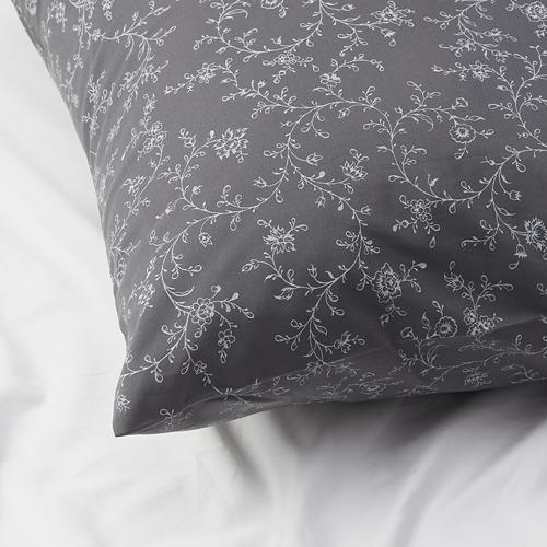 KOPPARRANKA funda para almohada, 152 hilos, 80cm