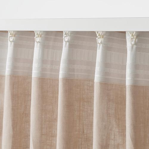 DYTÅG cortina, 1 par