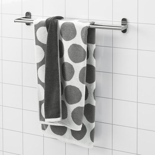SJÖVALLA toalla de ducha, peso 570 g/m²