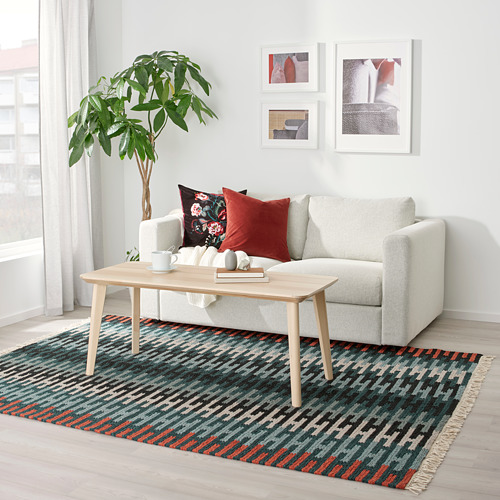 RESENSTAD alfombra, lisa, 170x240cm