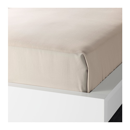 DVALA sábana, 152 hilos, 80-90cm