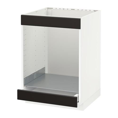 METOD armario bajo para placa y horno
