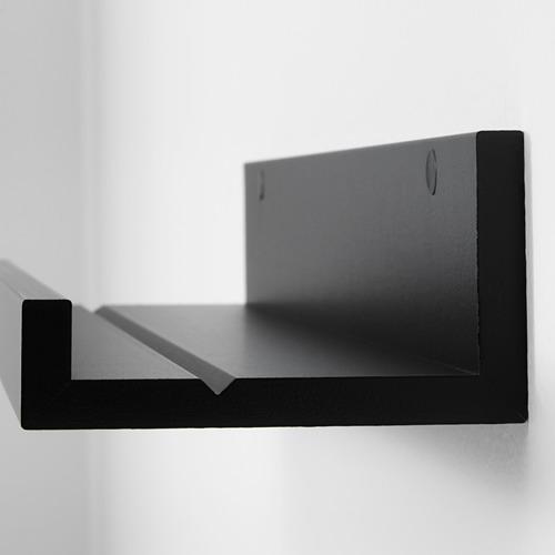 MOSSLANDA estante para cuadros, 115cm de longitud
