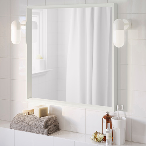 NISSEDAL espejo, 65x65cm