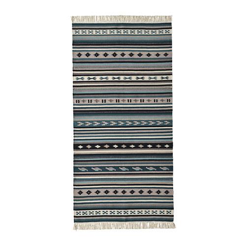 KATTRUP alfombra, lisa,  75x150cm