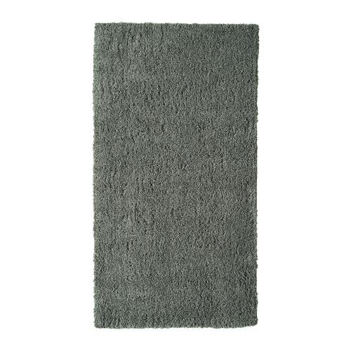 LINDKNUD alfombra, pelo largo, 80x150cm