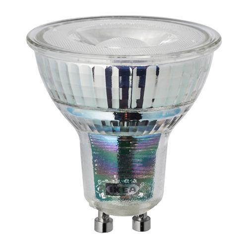 LEDARE bombilla LED GU10 345lm