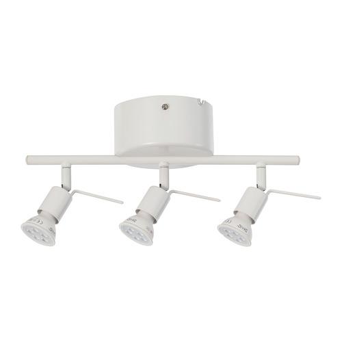 TROSS lámpara techo&3 focos