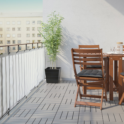 DYNING pantalla privacidad para balcón