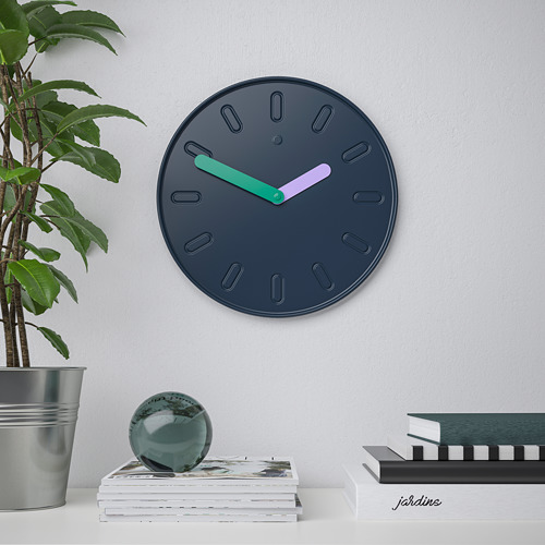 SLIPSTEN reloj de pared