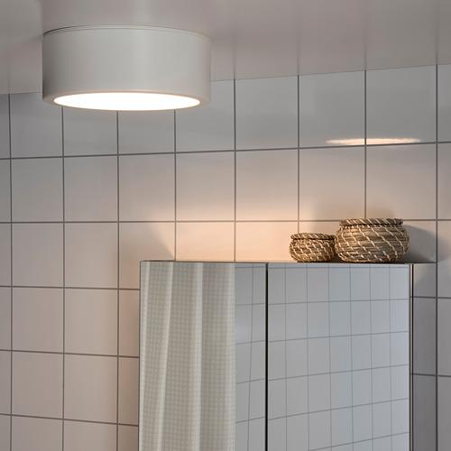 RAKSTA lámpara techo LED integrada