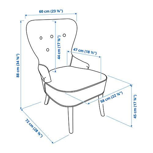 REMSTA sillón