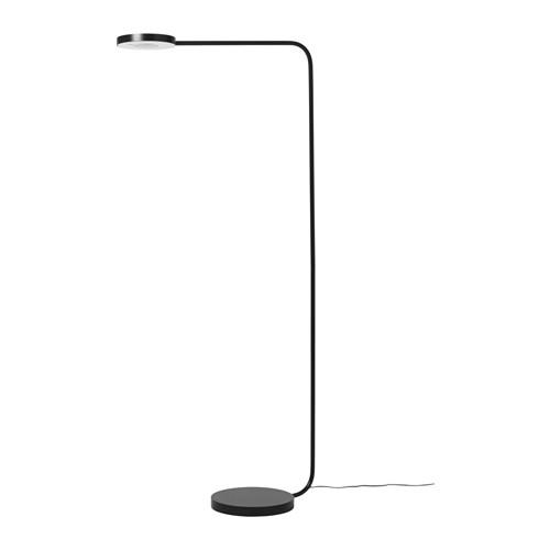 YPPERLIG lámpara de pie con Led integrada