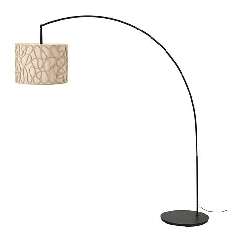 VINGMAST/SKAFTET lámpara pie, arco