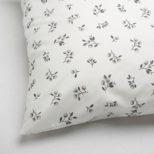 SANDLUPIN funda para almohada, 200 hilos, 80cm