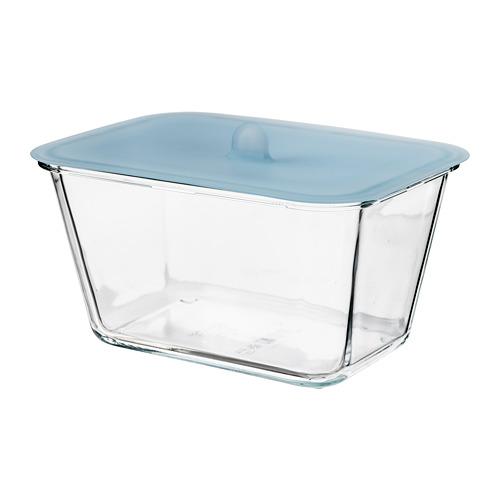 IKEA 365+ bote con tapa, 1,8 litros