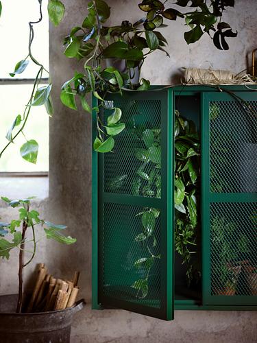 IVAR armario con puertas