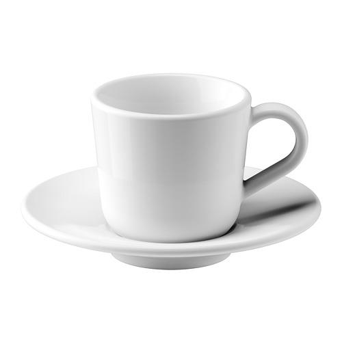 IKEA 365+ taza/plato espresso