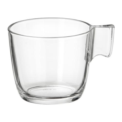 IKEA 365+ Tazón vidrio incoloro 36 cl