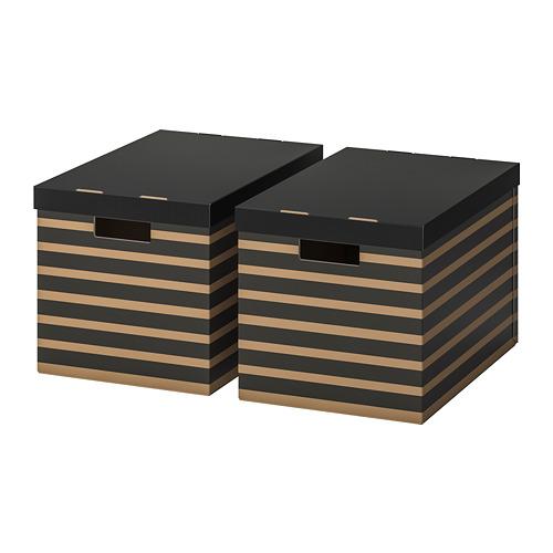 PINGLA caja con tapa