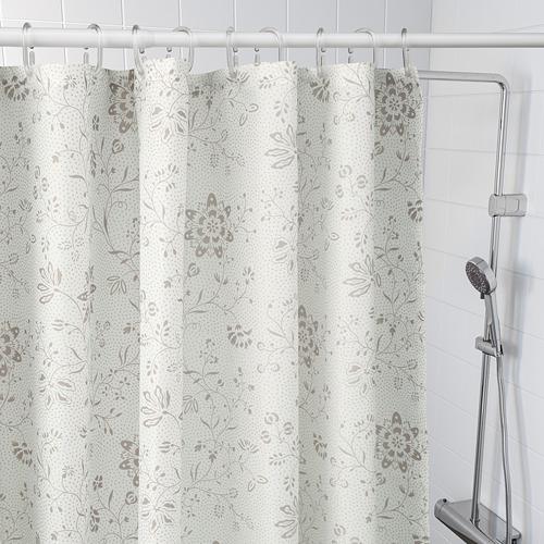 TYCKELN cortina ducha, 180x200cm