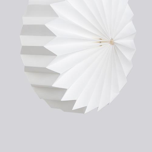 STRÅLA pantalla para lámpara, 34cm de diámetro