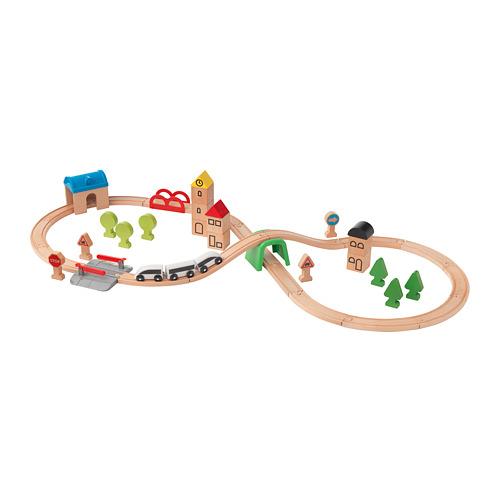 LILLABO circuito tren 45 p