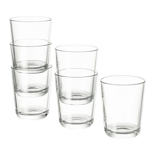 IKEA 365+ vaso, juego de 6 unidades