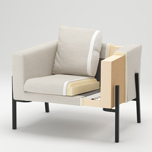 KOARP sillón