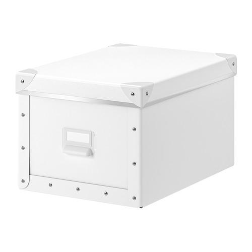 FJÄLLA caja con tapa