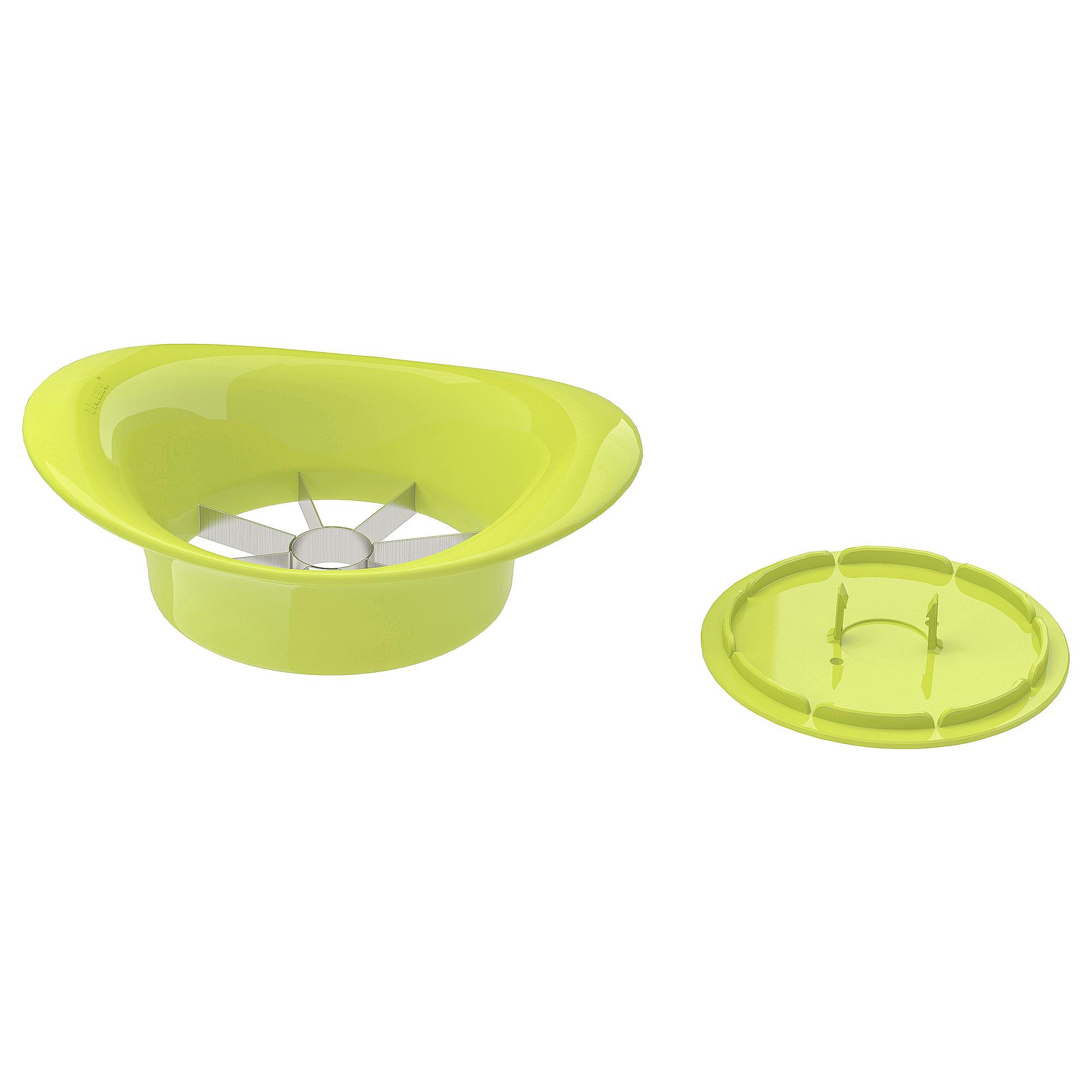 SPRITTA Exprimidor, transparente, amarillo ac inox IKEA