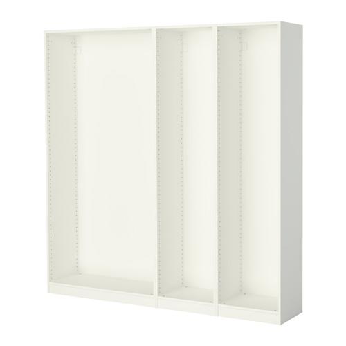 PAX 3 estructuras de armario
