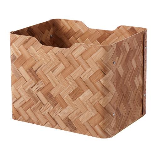 BULLIG caja, 25x25cm