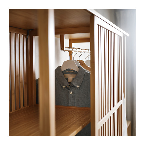 NORDKISA armario abierto puerta corredera