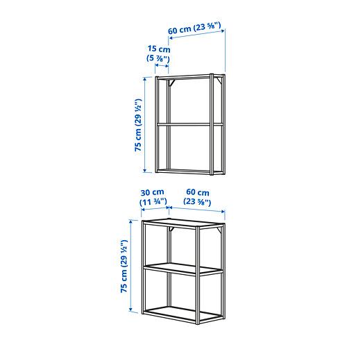 ENHET almacenaje suelo/pared