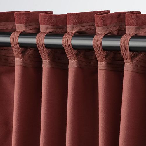 SANELA cortinas, 1 par