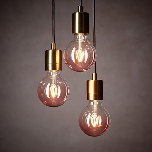 LUNNOM bombilla LED E27 80 lm