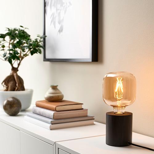 BLEKKLINT lámpara de mesa