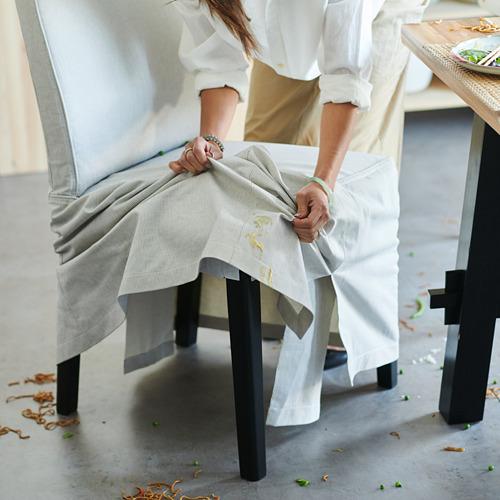 BERGMUND silla con funda larga