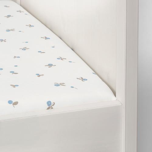 RÖDHAKE sábana ajustable para cuna