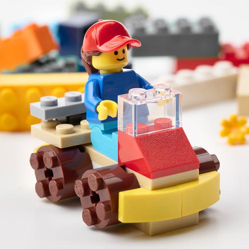 BYGGLEK caja de 201 ladrillos LEGO®