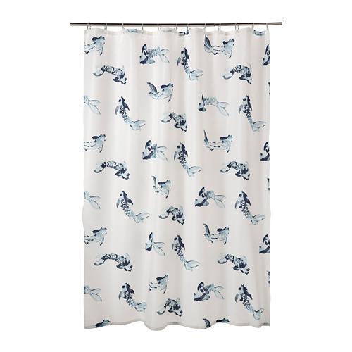 VATTENSJÖN cortina ducha, 180x200cm