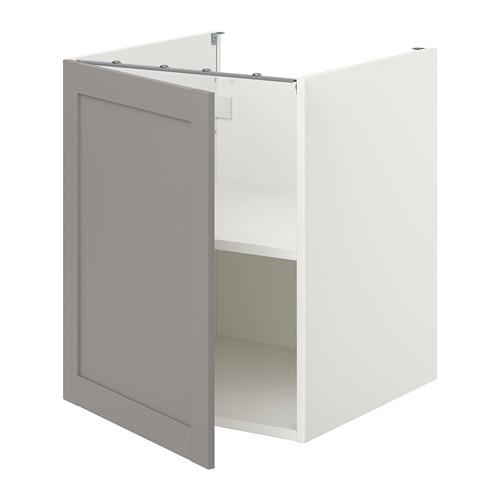 ENHET armario bajo con estante y puerta