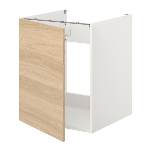 ENHET armario bajo para fregadero con puerta